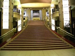 Kodak Theater stairs