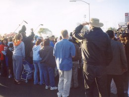 Michael Jackson Trial: crowd 1