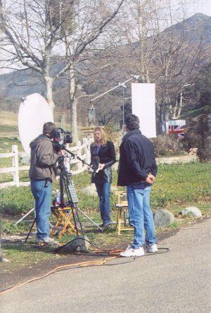 Michael Jackson Trial: media 4