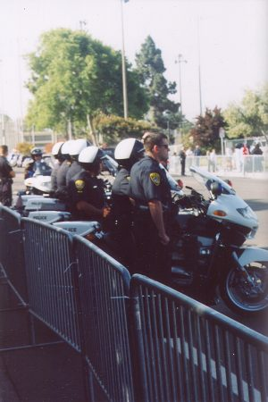 Michael Jackson Trial: police