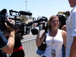 Michael Jackson trial: media 2