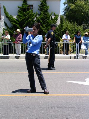 Michael Jackson trial: police