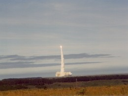 NASA Gravity Probe B launch 6