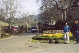 Neverland Ranch entrance 1
