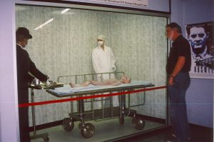 Roswell NM UFO Museum: John Varley 1