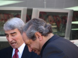 Sam Waterston & Dick Wolf