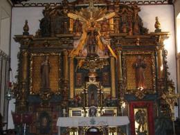 San Fernando Mission altar