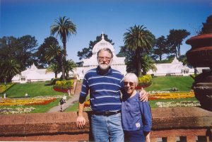 San Francisco Conservatory of Flowers: John & Lee