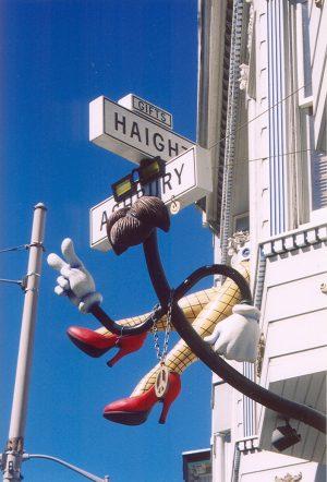 San Francisco: The Haight
