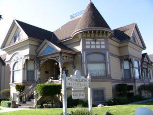 Steinbeck's house