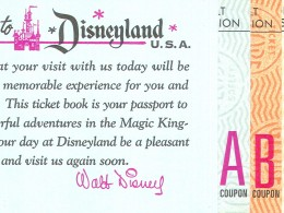 Walt Disney Treasures Secrets Stories Magic: Welcome to Disneyland