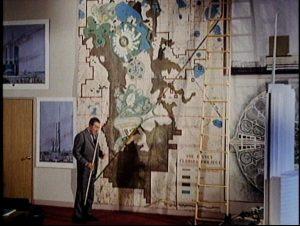 Walt Disney Treasures Tomorrow Land: Map of Disney Florida Project