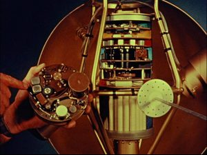 Walt Disney Treasures Tomorrow Land: mini-recorder