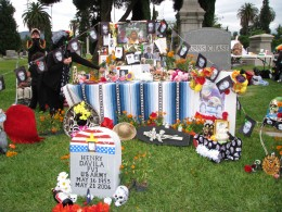 Day of the Dead 2008: Henry Davila PV1 US Army