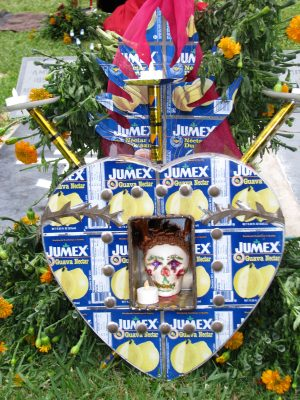 Day of the Dead 2008: altar 3
