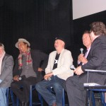 The Rutles Reunion: John Halsey, Ricky Fataar, Neil Innes, Eric Idle