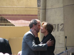 Emma Thompson Hollywood Star: Hugh Laurie