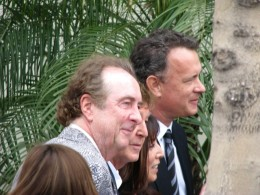 George Harrison Hollywood Star: Eric Idle, Paul McCartney, Olivia Harrison, Tom Hanks