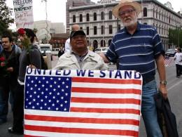 John Varley Immigration March
