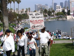 LA Immigration March