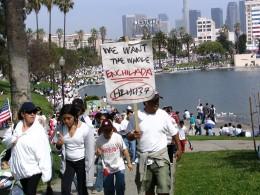 LA Immigration March