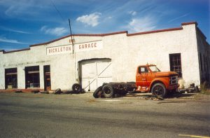 Bickleton Garage