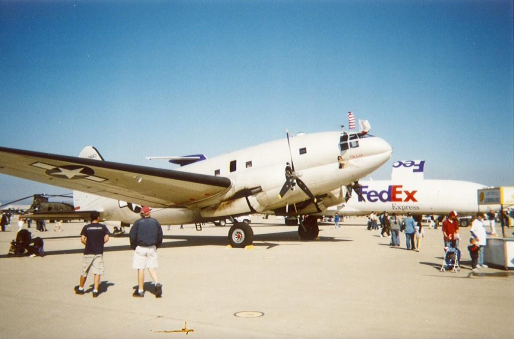 Douglas C-46 CHINA DOLL, 1