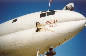 Douglas C-46 CHINA DOLL, 2