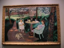 """Henri Matisse """"Tea"""" LACMA"""