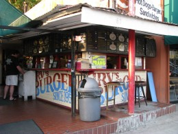 Irv's Burgers since 1950