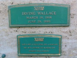 Irving Wallace