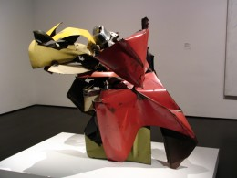 "John Chamberlain ""Sweet William"" LACMA"