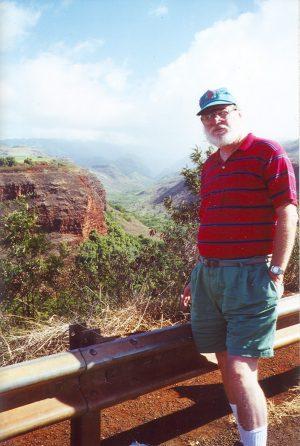John Varley Waimea Canyon