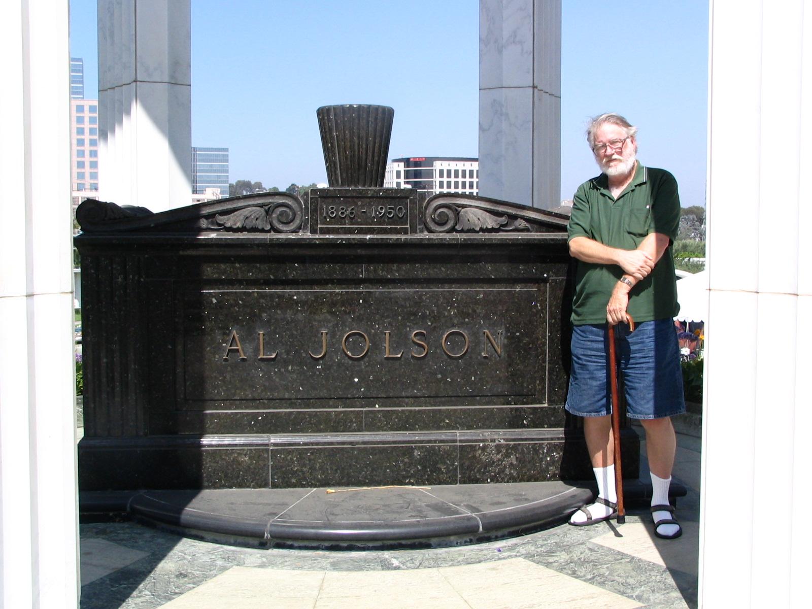 where is al jolson buried