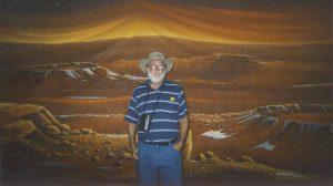 John Varley on Mars