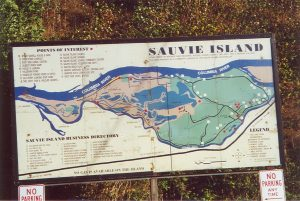 Welcome to Sauvie Island